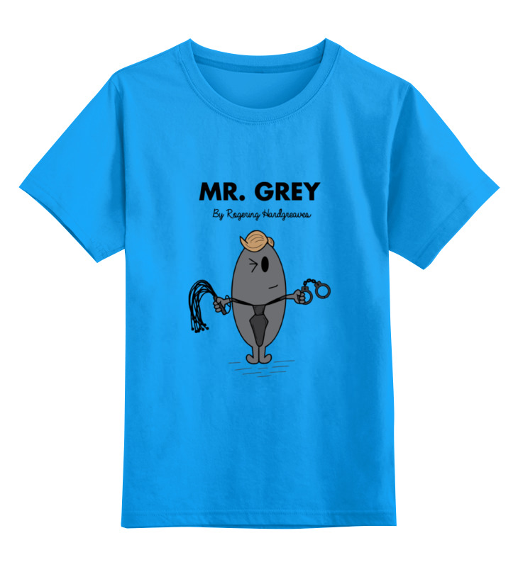 Printio Мистер грей (50 оттенков серого) детская футболка классическая унисекс printio повинуйся мистер грей obey mr grey