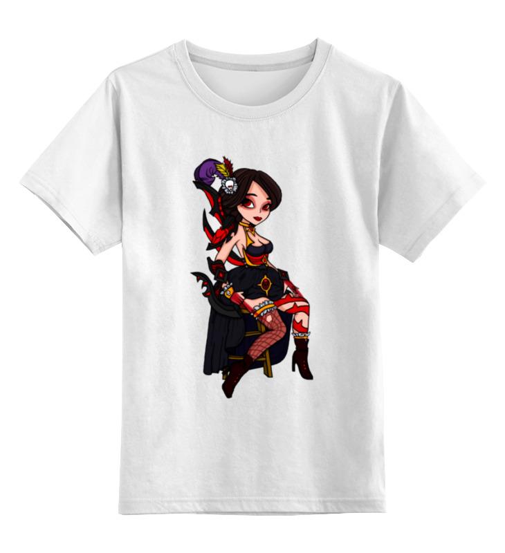 Детская футболка классическая унисекс Printio Аларак детская футболка классическая унисекс printio аларак