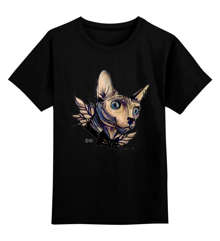 Детская футболка классическая унисекс Printio Mr. cox лонг детская кожаная обувь mr baby wa15 096 mr baby2015