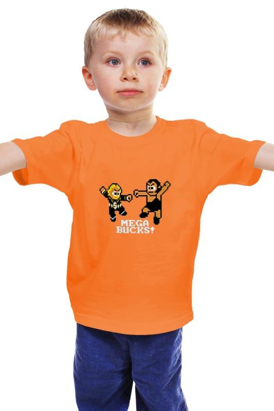 Детская футболка классическая унисекс Printio Hulk hogan x andre the giant (mega bucks) детская футболка классическая унисекс printio hulk hogan x andre the giant mega bucks