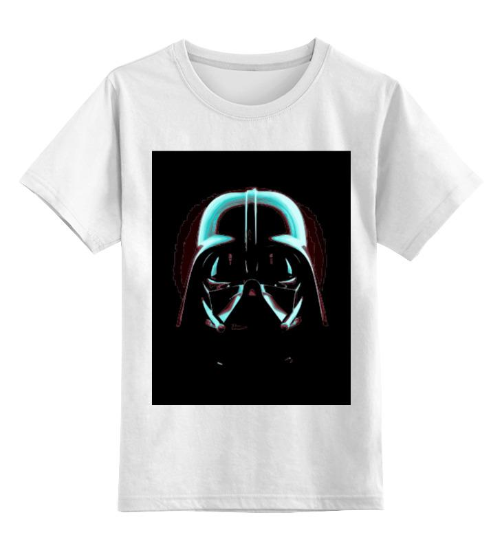 Детская футболка классическая унисекс Printio Darth vader - blаck детская футболка классическая унисекс printio darth vader