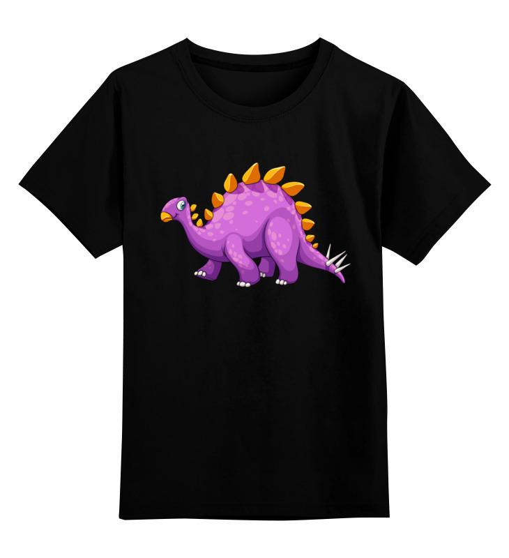 Детская футболка классическая унисекс Printio Динозавр детская футболка классическая унисекс printio пачкуля