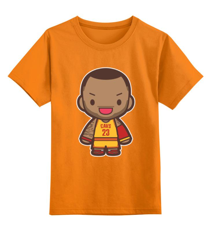 Фото - Детская футболка классическая унисекс Printio Леброн джеймс (кливленд кавальерс) джеймс а холл юнгианское толкование сновидений практическое руководство