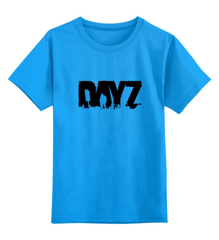 Детская футболка классическая унисекс Printio Dayz t-shirt футболка классическая printio dota2 t shirt