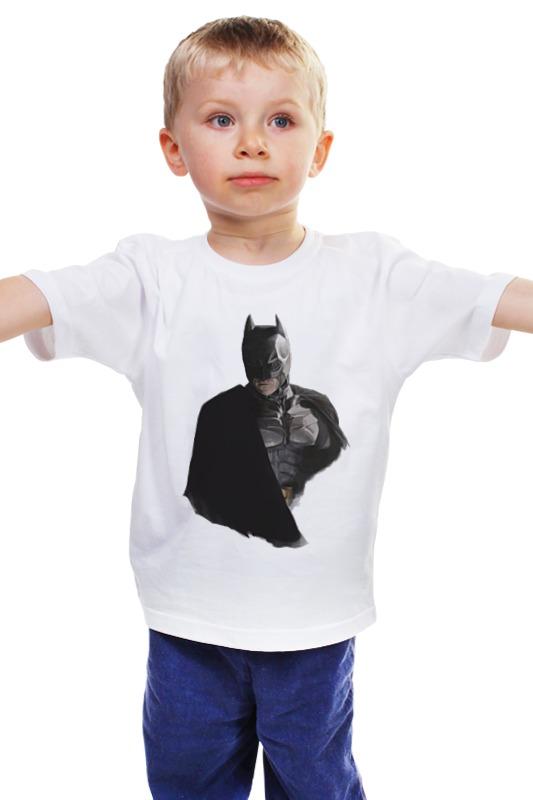 Детская футболка классическая унисекс Printio Бэтмен детская футболка классическая унисекс printio комиксы