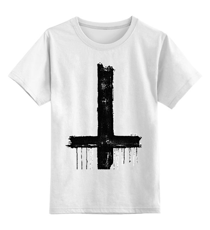 Printio Крест детская футболка классическая унисекс printio дождливый вечер