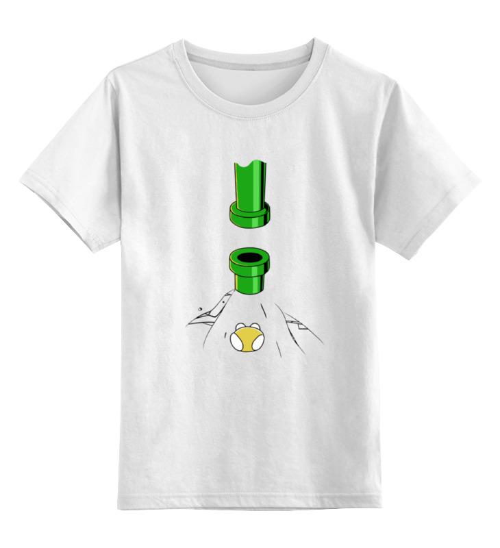 Детская футболка классическая унисекс Printio Flappy bird цена и фото