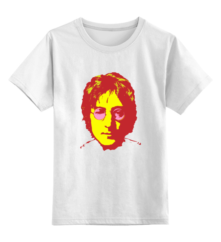 Детская футболка классическая унисекс Printio Джон леннон k000087420 motherboard for toshiba satellite l500d l505d la 4971p l19 kswae page 7