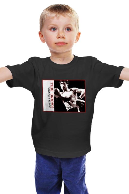 Детская футболка классическая унисекс Printio Бешеный бык камилла де ла бедуайер луис комфорт тиффани лучшие произведения