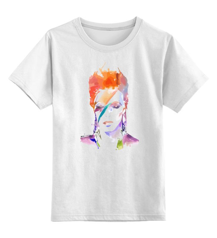 Детская футболка классическая унисекс Printio Дэвид боуи детская футболка классическая унисекс printio художник