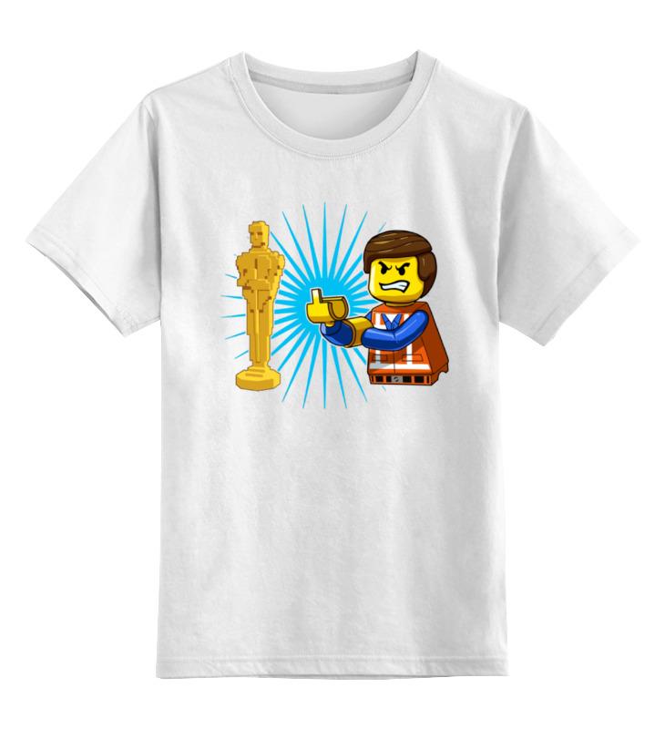 Детская футболка классическая унисекс Printio Оскар лего детская футболка классическая унисекс printio мотобайк