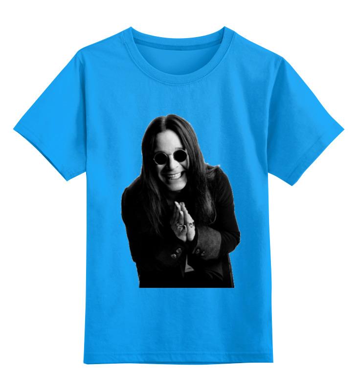 все цены на Детская футболка классическая унисекс Printio Оззи осборн