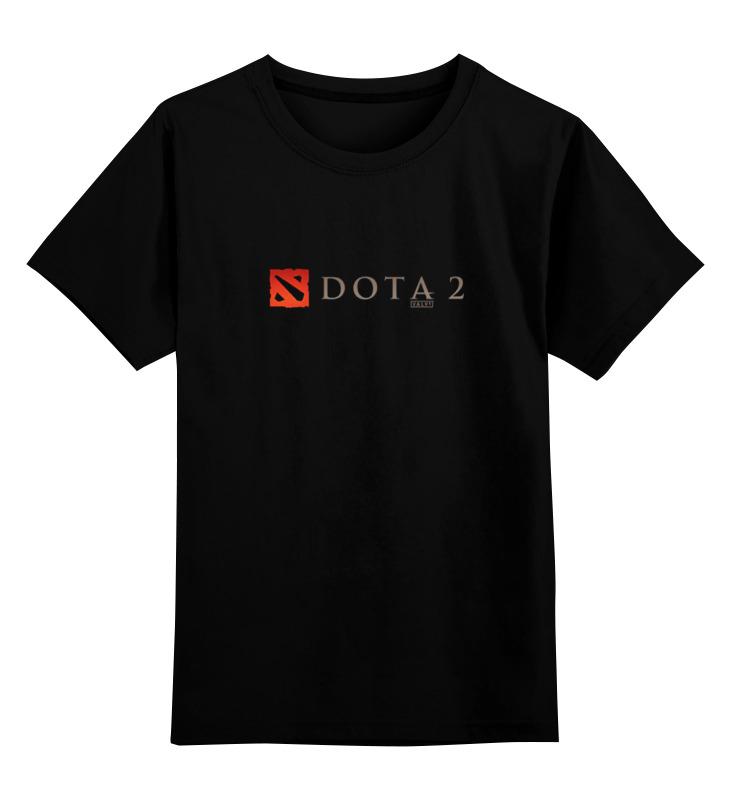 Детская футболка классическая унисекс Printio Классическая футболка dota 2 детская футболка классическая унисекс printio dota 2 logo