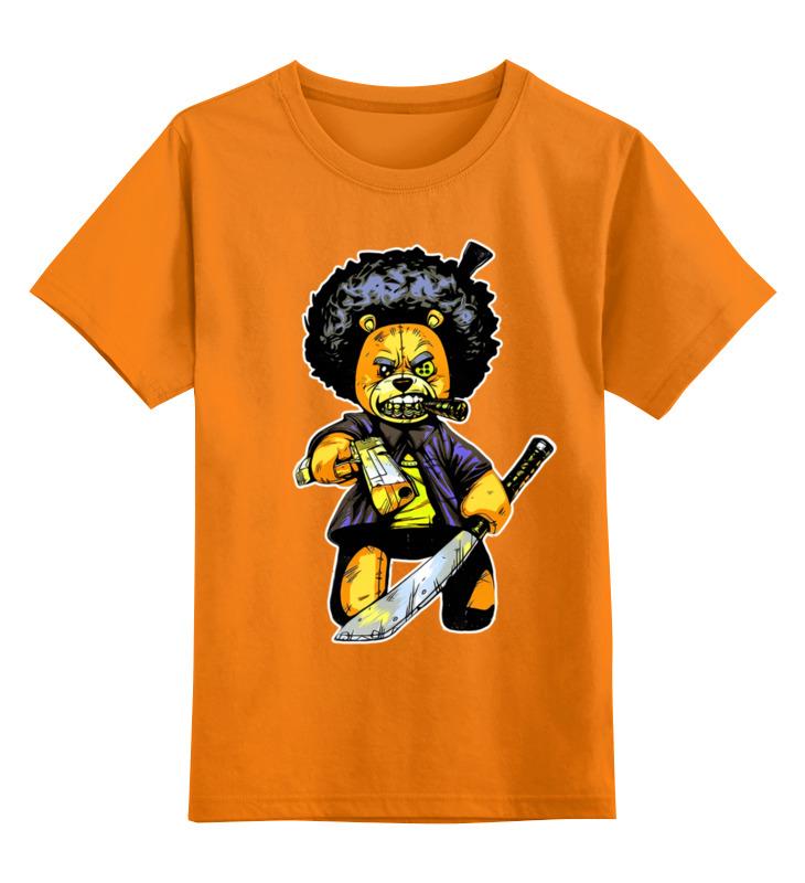 Printio Тэдди гангстер детская футболка классическая унисекс printio гангстер gangster
