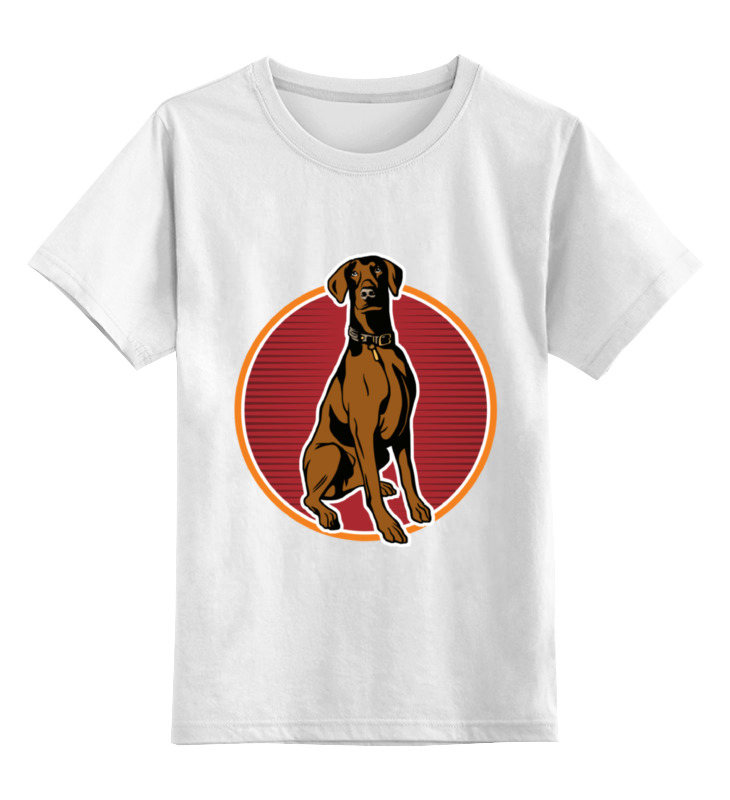 Детская футболка классическая унисекс Printio Любимый пёс детская футболка классическая унисекс printio умный пёс