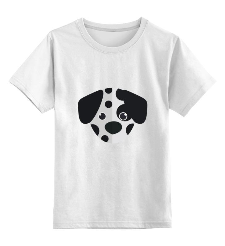 Printio Далматинец детская футболка классическая унисекс printio дождливый вечер