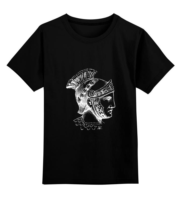 Детская футболка классическая унисекс Printio Sprq: