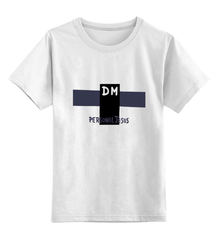 Детская футболка классическая унисекс Printio Depeche mode детская футболка классическая унисекс printio армянский крест