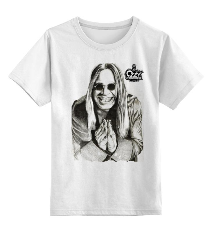 цена на Детская футболка классическая унисекс Printio Ozzy osbourne