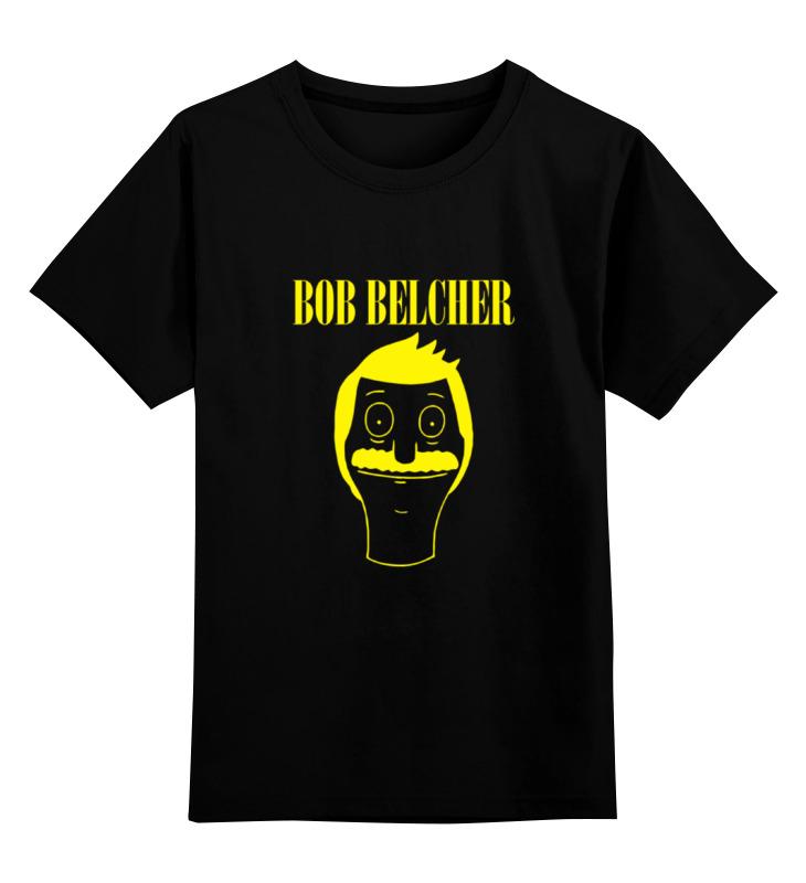 Детская футболка классическая унисекс Printio Бургеры боба худи print bar бургеры боба