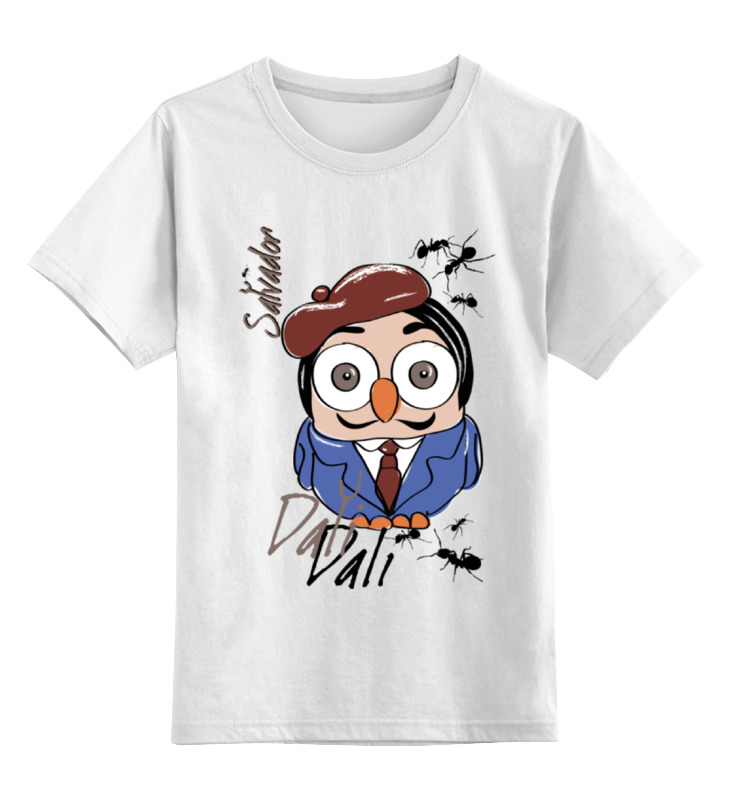 Детская футболка классическая унисекс Printio Сова сальвадор дали суперсова goofi детская футболка классическая унисекс printio сальвадор дали