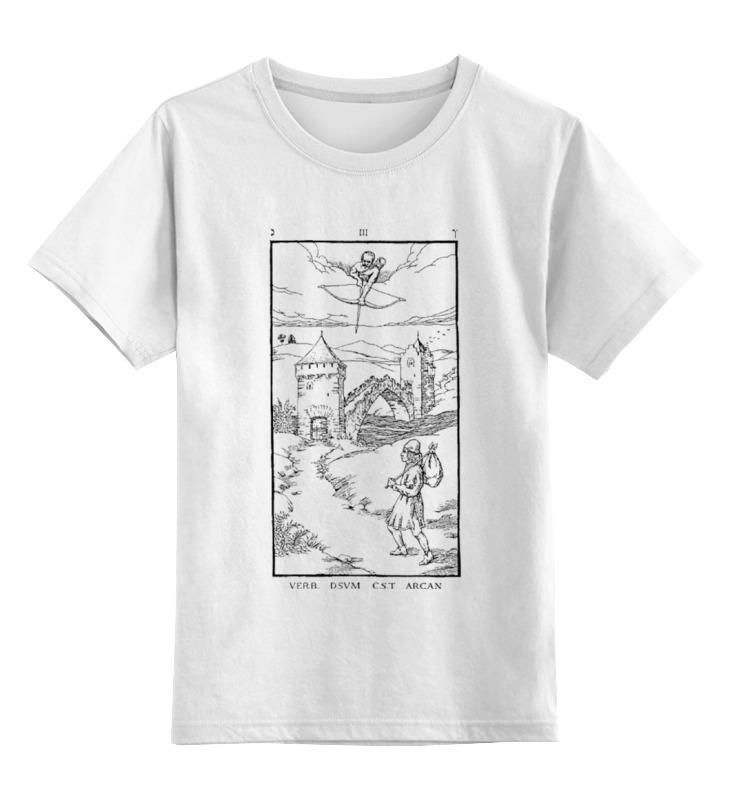 Детская футболка классическая унисекс Printio 9 врат в царство теней №2 детская футболка классическая унисекс printio 9 врат в царство теней 2