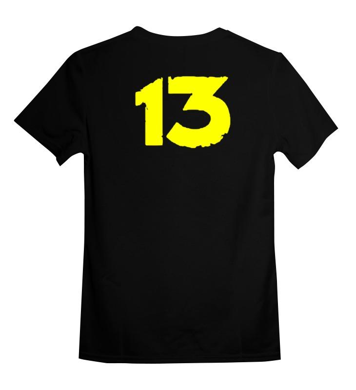 Детская футболка классическая унисекс Printio Волт13 детская футболка классическая унисекс printio соник