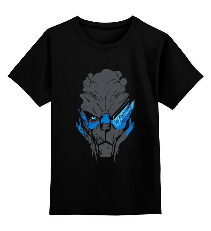 Детская футболка классическая унисекс Printio Mass effect футболка классическая printio weapon of mass destruction