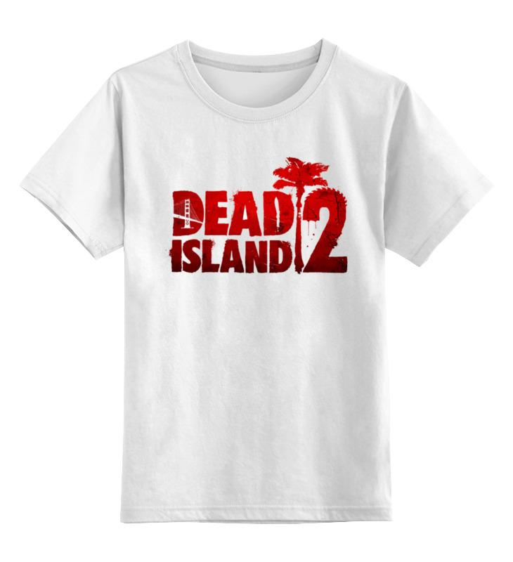 Детская футболка классическая унисекс Printio Dead island 2 john escott dead man s island