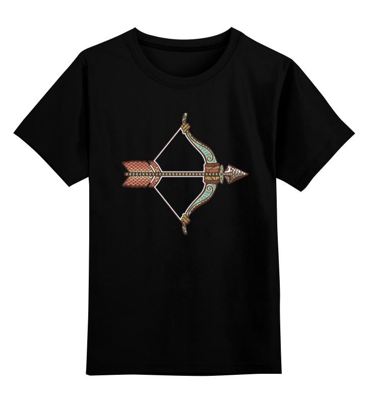 Детская футболка классическая унисекс Printio Знаки зодиака