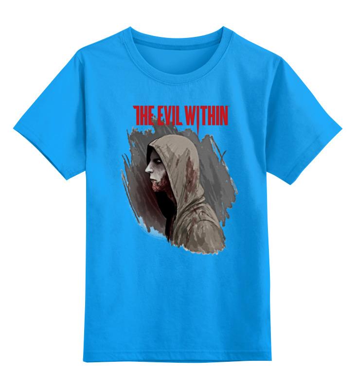 Детская футболка классическая унисекс Printio The evil within детская футболка классическая унисекс printio resident evil 6