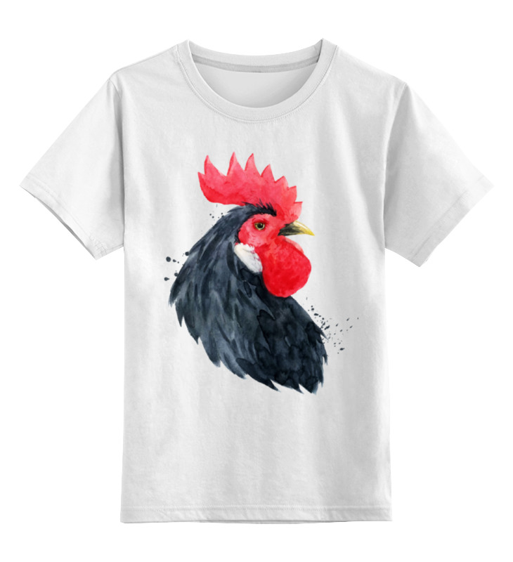 Детская футболка классическая унисекс Printio Mr. black rooster детская кожаная обувь mr baby wa15 096 mr baby2015