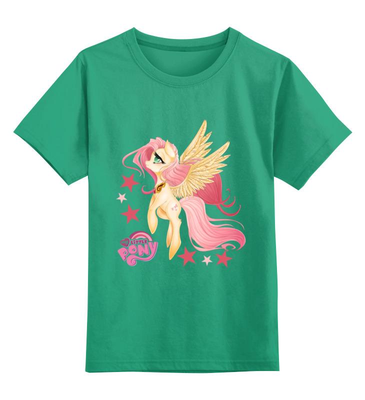 Детская футболка классическая унисекс Printio My little pony детская футболка классическая унисекс printio pony friends