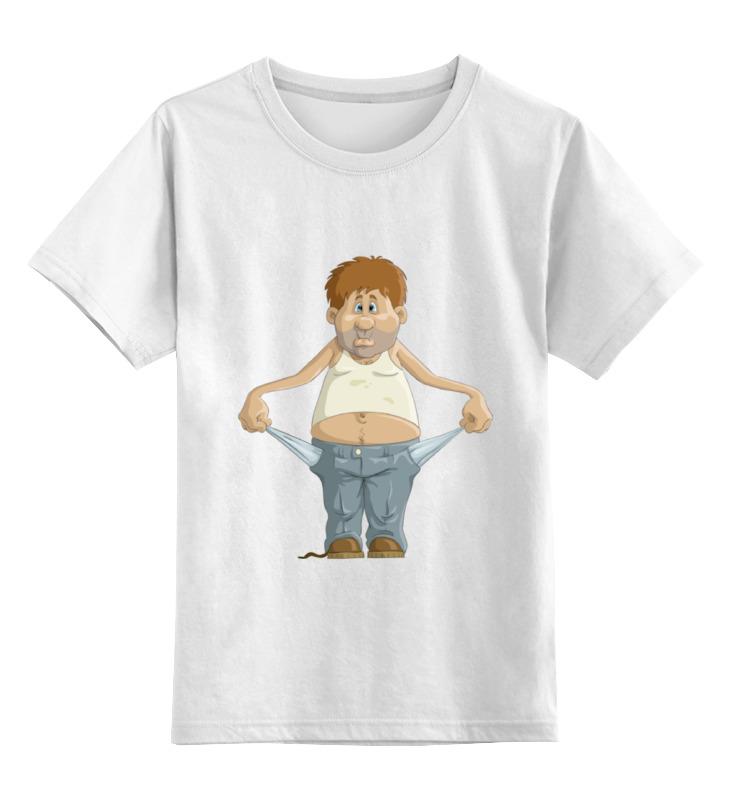 Детская футболка классическая унисекс Printio Без денег детская футболка классическая унисекс printio мачете