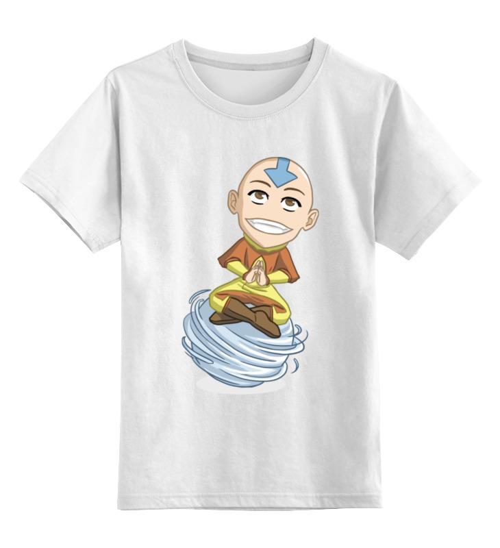 Детская футболка классическая унисекс Printio Аватар (легенда о корре) цена