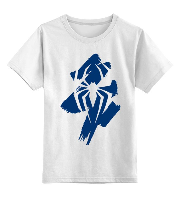 Детская футболка классическая унисекс Printio Человек паук ( spider man ) детская футболка классическая унисекс printio bugs bunny man