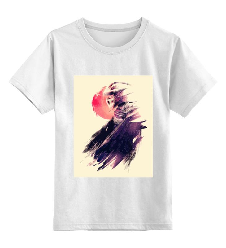 Детская футболка классическая унисекс Printio Шреддер майка классическая printio шреддер