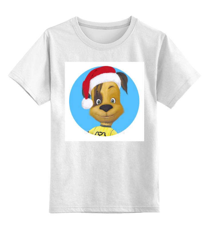 Детская футболка классическая унисекс Printio Дружок барбоскин мобили henglei дружок музыкальный