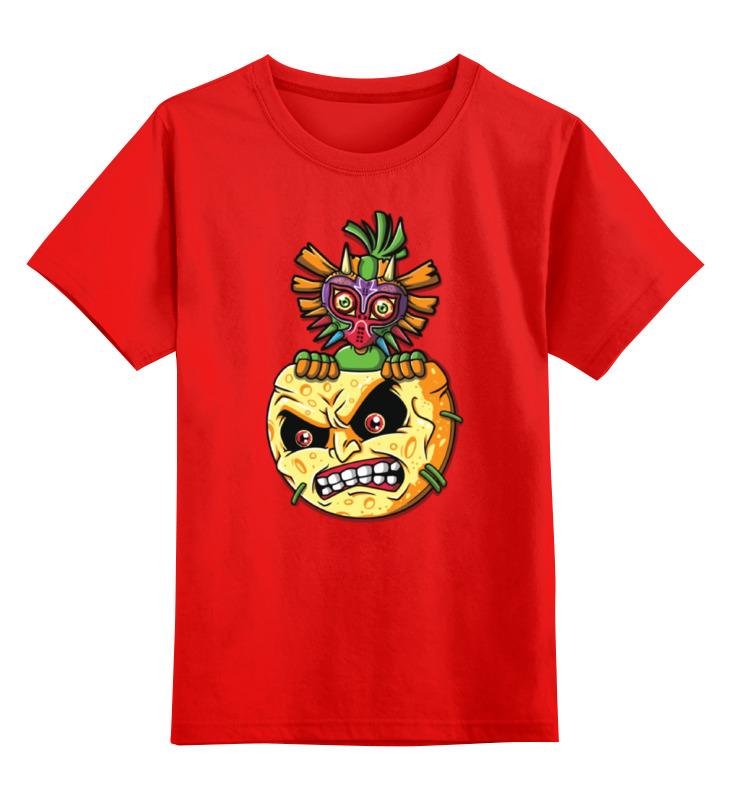 Детская футболка классическая унисекс Printio Маска маджоры (зельда) футболка wearcraft premium printio маска маджоры зельда