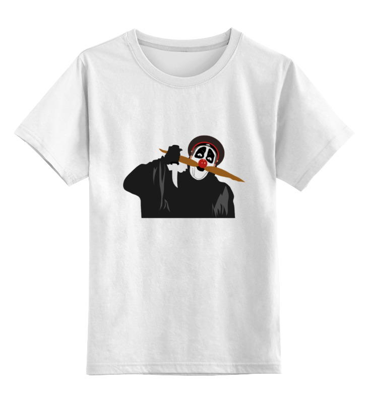 Детская футболка классическая унисекс Printio Мужик футболка print bar мужик илья