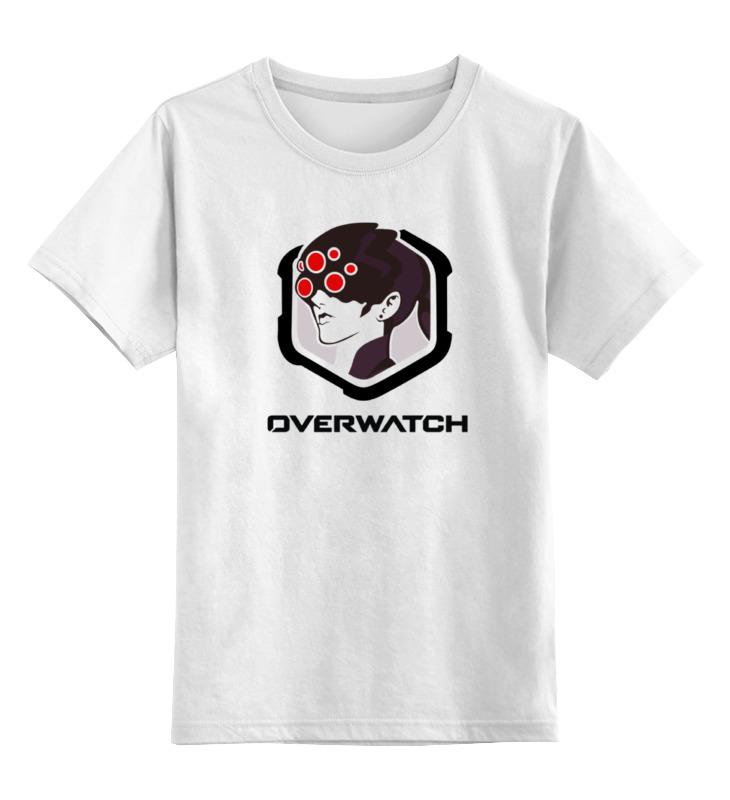 Детская футболка классическая унисекс Printio Overwatch widowmaker детская футболка классическая унисекс printio overwatch tracer