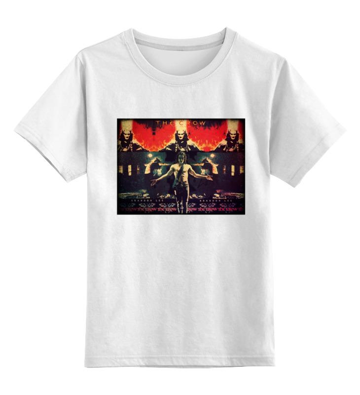 Фото - Детская футболка классическая унисекс Printio Ворон детская футболка классическая унисекс printio ворон свободы