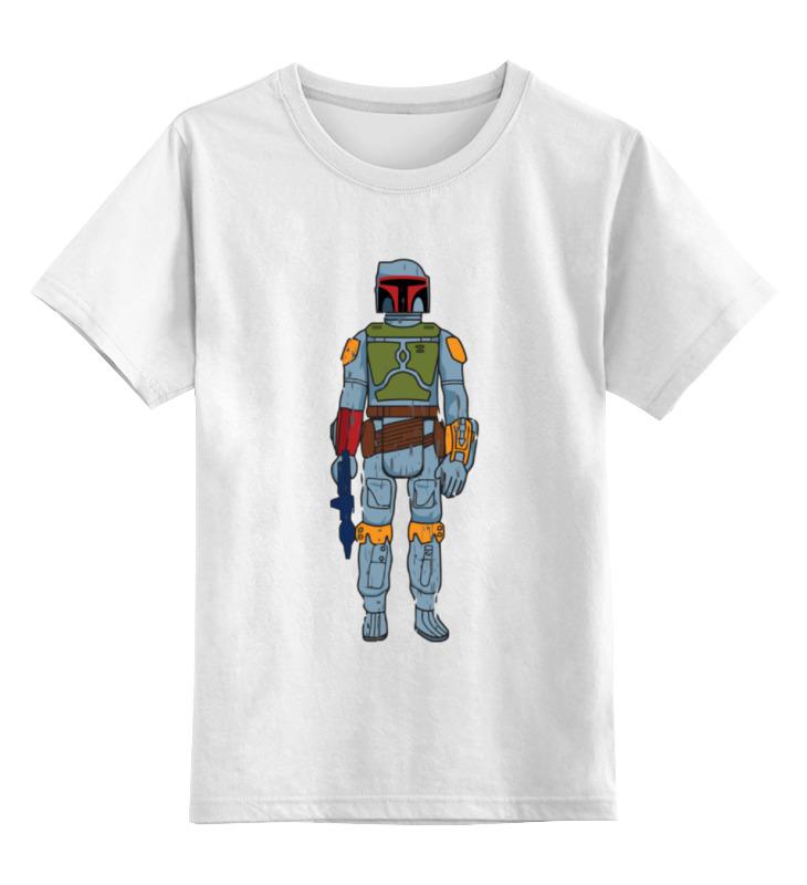 Детская футболка классическая унисекс Printio Боба фетт детская футболка классическая унисекс printio бегемот