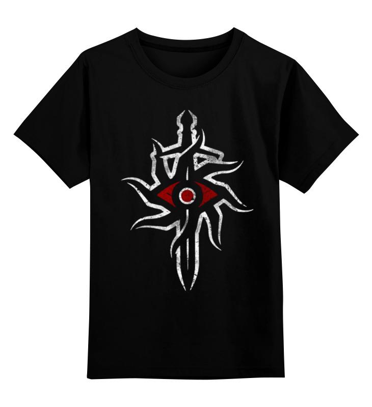 Детская футболка классическая унисекс Printio Dragon age. инквизиция цена и фото