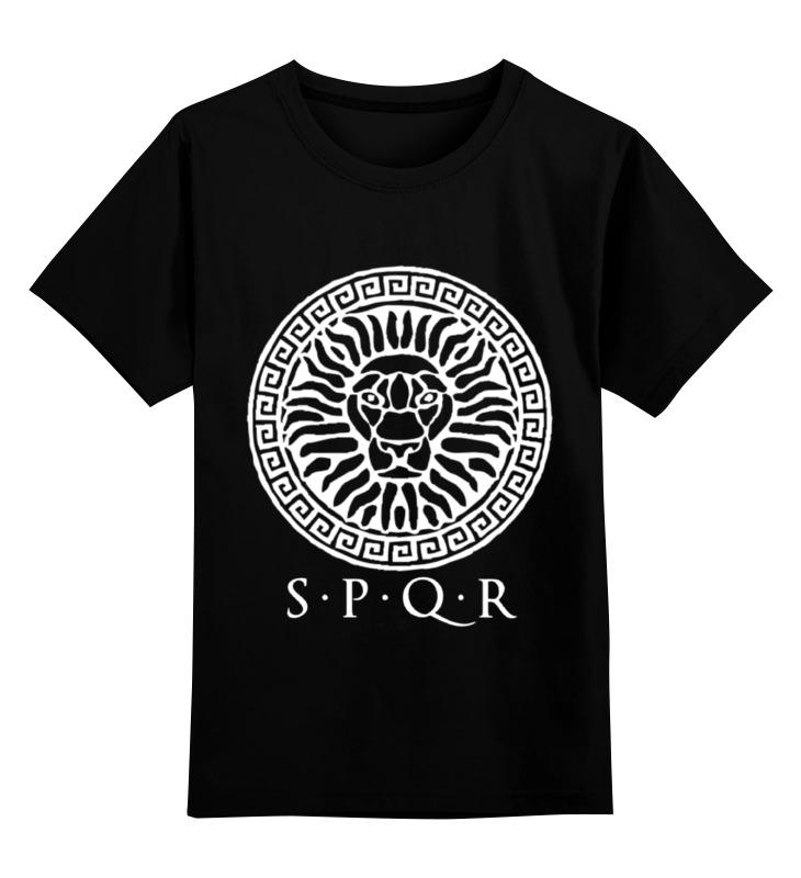 Детская футболка классическая унисекс Printio Sprq: спорт детская футболка классическая унисекс printio sprq legion
