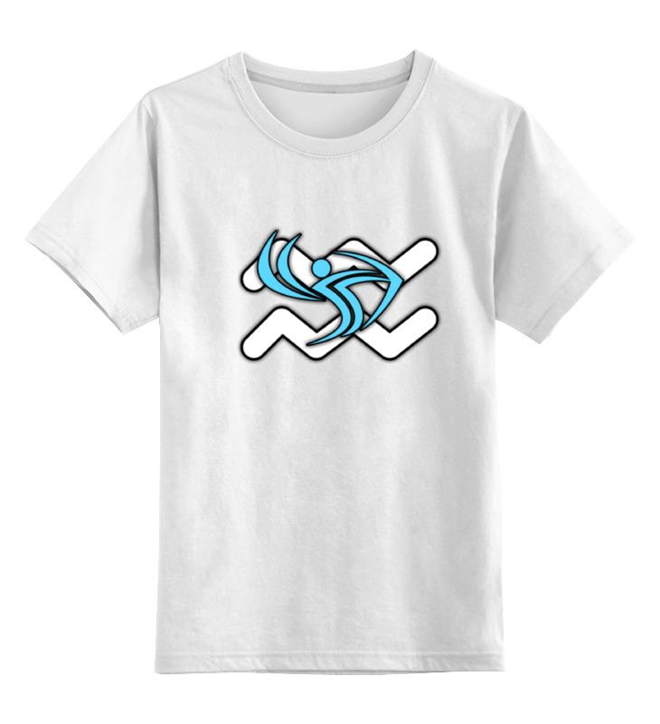 Фото - Детская футболка классическая унисекс Printio Водолей. конструктор знаки зодиака водолей avtoys