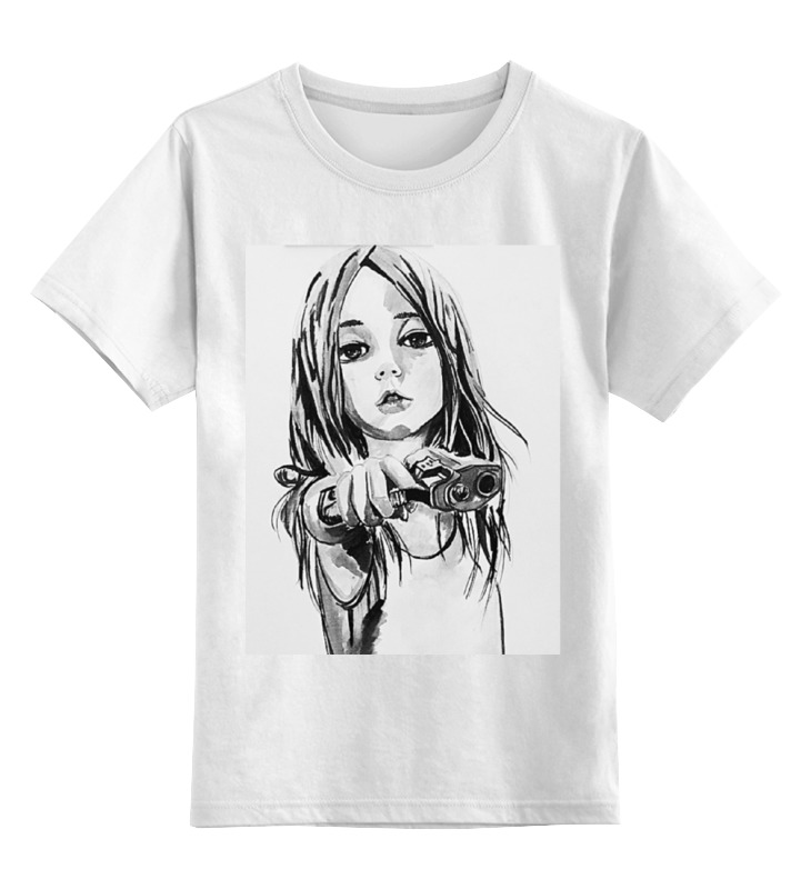 Детская футболка классическая унисекс Printio Killer детская футболка классическая унисекс printio ты моя мамочка