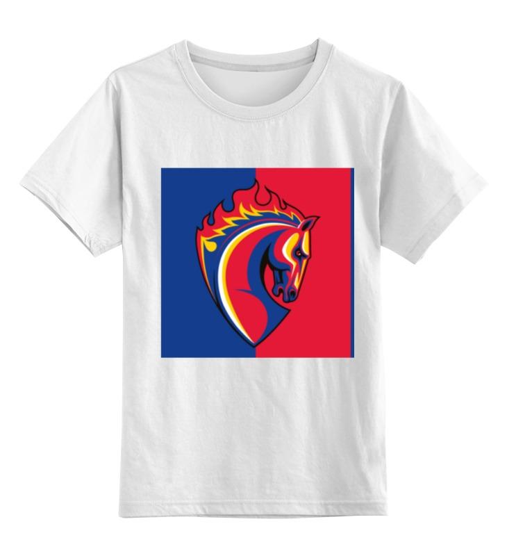 Детская футболка классическая унисекс Printio Цска детская футболка классическая унисекс printio слава красной армии