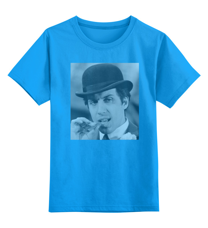 Детская футболка классическая унисекс Printio Celentano celentano tribute show