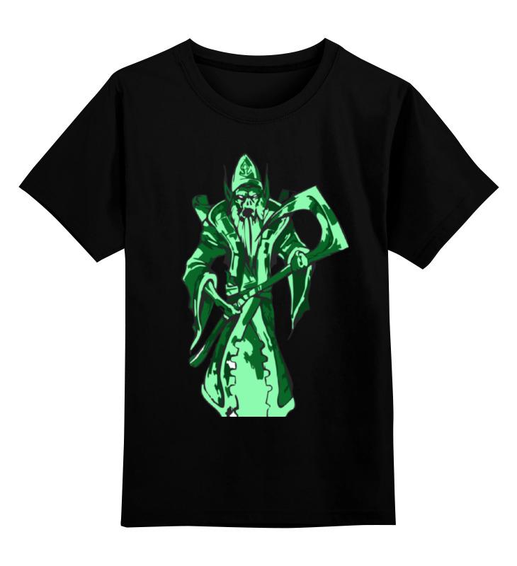 Детская футболка классическая унисекс Printio Фан арт некролит из доты 2 футболка классическая printio 62 2% в саратове
